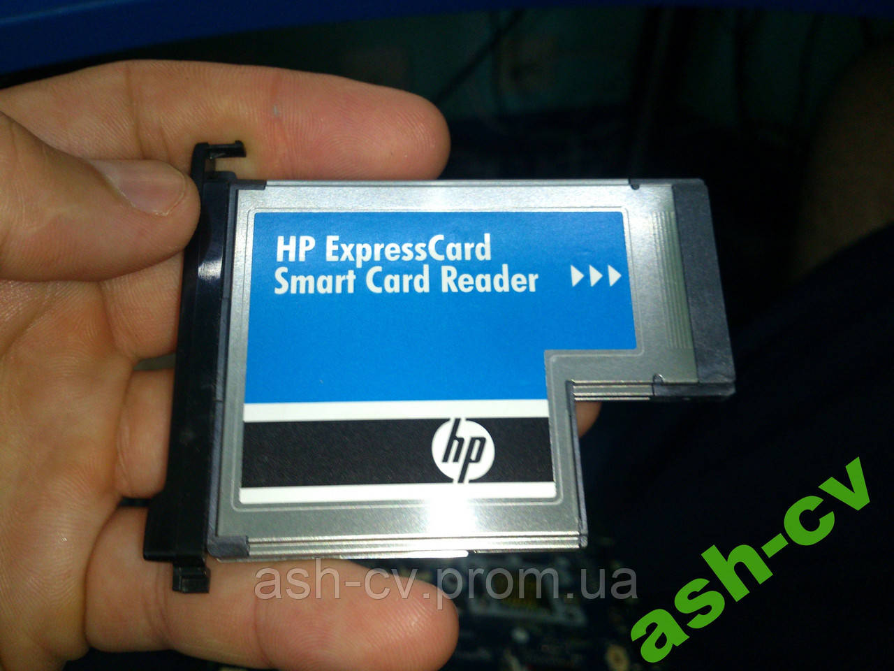 hp card reader driver