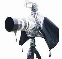 Защита для зеркальных камер от дождя тип №1