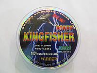 Леска рыболовная 0,20мм Winner 30м