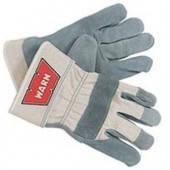 Перчатки для работы с лебедкой
