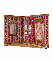 Румбокс для коллекционного набора мебели Гостиная 291-1 Умная бумага