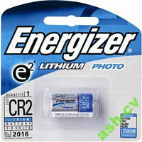 Батарейки Energizer CR2 (3V) Made in Japan