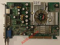 Видеокарта GeForce МТ-6610А AGP