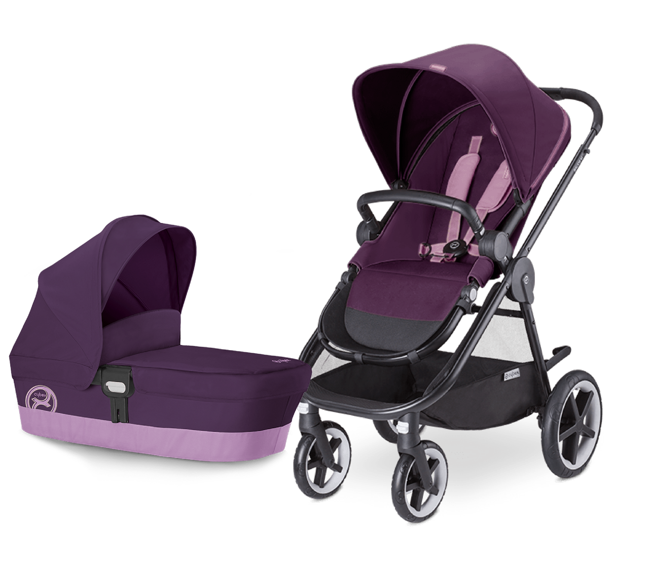 Cybex Balios M 2016 цвет Grape Juice