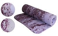 Коврик для фитнеса Yoga mat - мультиколор