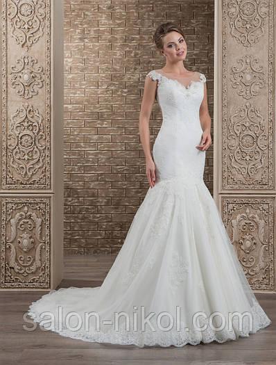 Свадебное платье S-376