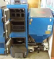 Твердотопливный котел MAXUS TRIO (18-98 кВт), фото 1