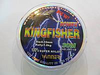 Леска рыболовная 0,12мм Winner 30м