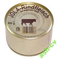 Тушенка. Говядина, 400 гр. (Германия) Очень вкус.