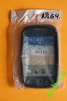 Чехол, Бампер для моб телефона Samsung S6310