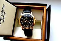 Мужские часы Vacheron Constantin черное серебро , часы 2015