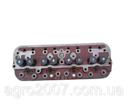 Д65-1003012 А Головка блока с клапанами