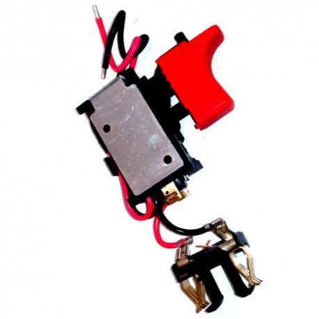 Кнопка шуруповерт Bosch 14-12 оригинал 2609199070