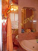 Дизайн интерьера ванной «Оазис»