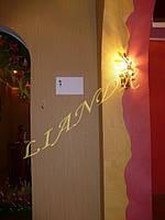 Дизайн интерьера помещения «Фламинго»