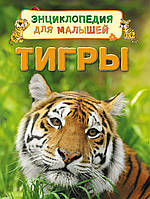 Росмен Энциклопедия для малышей А-5 Тигры