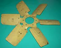 Д65-1308050 Крыльчатка вентилятора (н/обр, 6 лопаст.)  металл