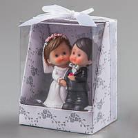 """Фигурка """"Жених и невеста"""" красивые и оригинальные свадебные фигурки"""