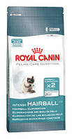 Royal Canin (Роял Канин) Intense Hairball 34  10кг корм для выведения шерсти
