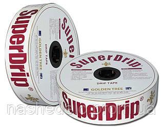 Капельная лента Super Drip (Супер Дрип) 8 х 30 (1 км) 3,3 л\ч