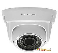 MHD Видеокамера купольная LuxCam MHD-LDA-A1080/2,8-12