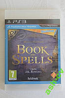 Диск для PS3 игра WONDERBOOK BOOK OF SPELLS