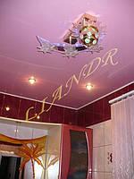 Дизайн интерьера ванной «Головастик»