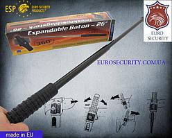 """Телескопическая дубинка ESP 26"""" - EXB-26H (HE) BLK (BH-35)"""