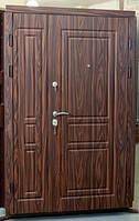Двері вхідні 1,20х2,05 В ПРИВАТНИЙ БУДИНОК. БЕЗКОШТОВНА ДОСТАВКА, фото 1