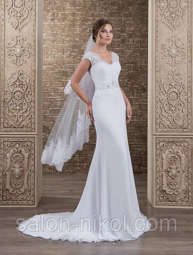 Свадебное платье S-384
