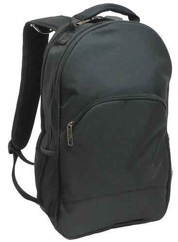Практичный городской рюкзак 20 л Bagland 534662-3 черный