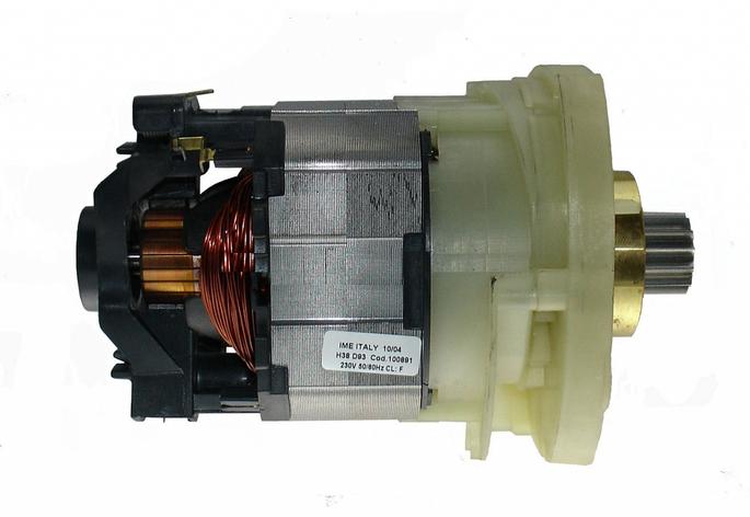 Двигатель электропилы Bosch AKE 40 оригинал 1607000A40, фото 2