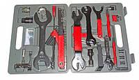 Набор инструмента для ремонта велосипедов 44в1