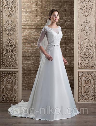 Свадебное платье S-386