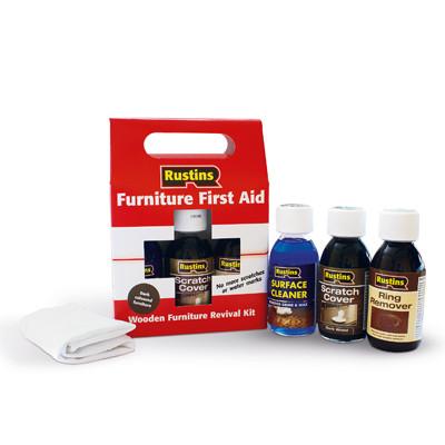 Надання першої допомоги для меблів Furniture Firs Aid