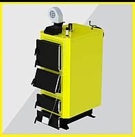 KRONAS UNIC New 17 кВт котел длительного горения на дровах и угле