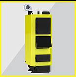 KRONAS UNIC New 35 кВт котел длительного горения на дровах и угле, фото 2
