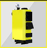 KRONAS UNIC New 35 кВт котел длительного горения на дровах и угле, фото 3