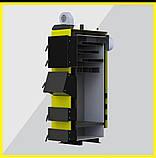 KRONAS UNIC New 35 кВт котел длительного горения на дровах и угле, фото 4