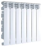 Радиатор алюминиевый Fondital Vision Aleternum 500/100, Италия, фото 1
