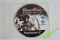 Диск для PS2 игра Prince of Persia - Warrior Withi