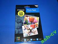 Фотобумага для струйных принтеров Polaroid 18*13см Premium Glossy 45л\уп