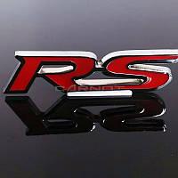"""3D эмблема """"RS"""", фото 1"""