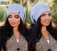 Женская шапка , фото 1