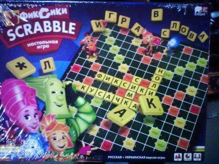 Гра Фіксікі Scrabble -/10 (ДТ)