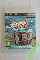 Диск для PS3 игра START THE PARTY! SAVE THE WORLD