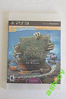 Диск для PS3 игра WONDERBOOK BOOK OF POTIONS