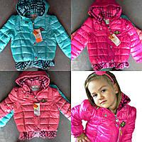 Детская куртка на девочку оптом , фото 1