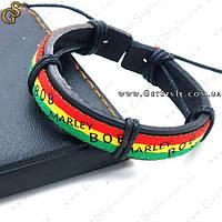 "Браслет ""Bob Marley"""
