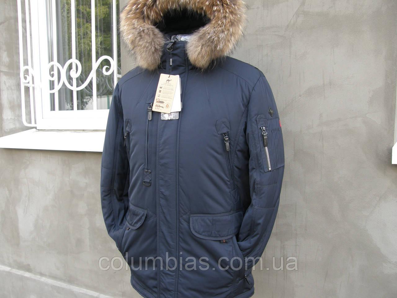 b60517e65125 Зимняя мужская куртка аляска на верблюжей шерсти - Весь ассортимент в  наличии, звоните в любое